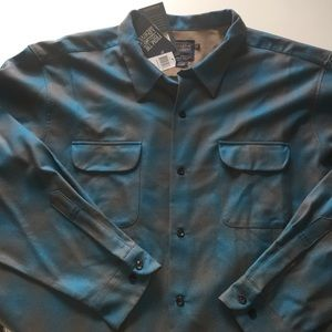 Pendleton the original board shirt men's 4XLT